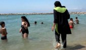 Burkini ban follows Corsica beach brawl
