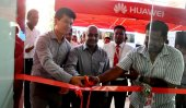 New Huawei regional office in Anuradhapura