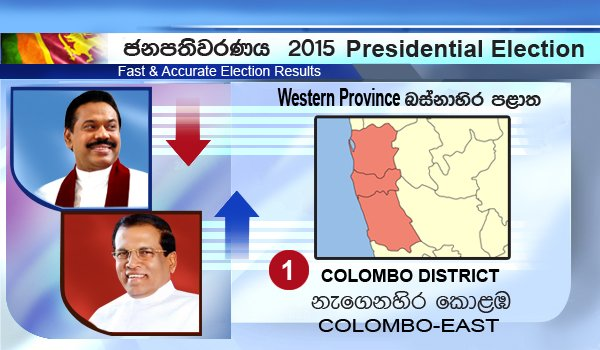 Maithri leads Colombo East