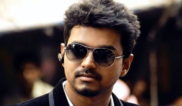 Vijay's film with Sridevi goes on floors