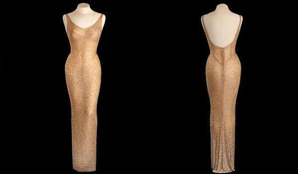 Monroe's 'Happy Birthday' dress to be sold