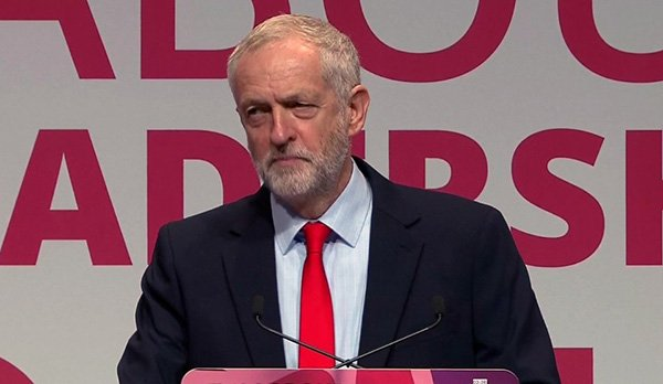 Jeremy Corbyn re-elected as UK's Labour Party leader  (Video)