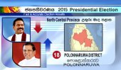 Maithri gets 72,000 from home seat
