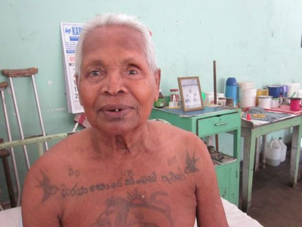 Leprosy victims live out their lives in Sri Lanka colony