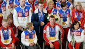 Russia banned from Paralympic Games