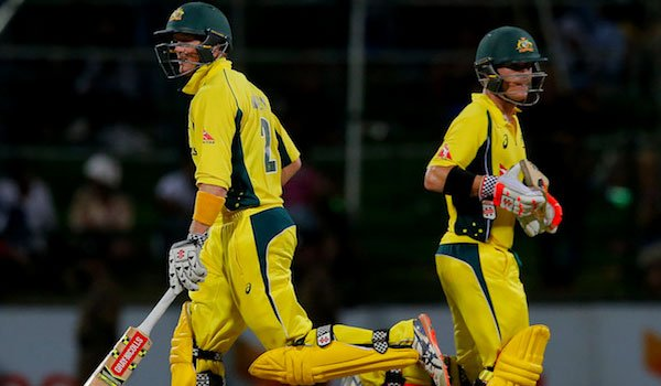 Warner century seals Australia's dominance