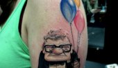 Pixar-inspired Tattoo ideas