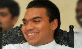 Maithri is not against giving Namal a top position!