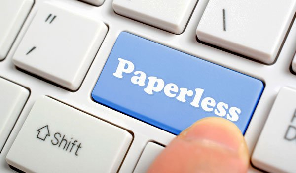 "Taking paper out of Sri Lanka's ""paperless"" trade"