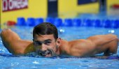Phelps wins 19th Olympic gold