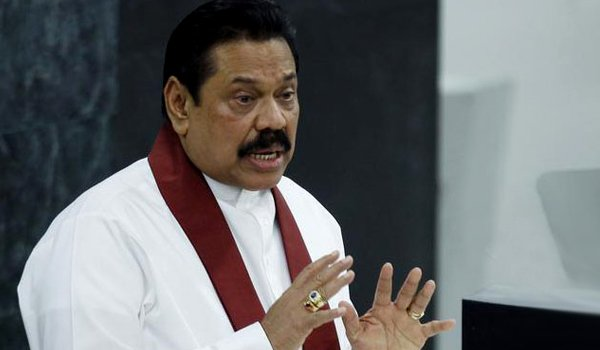 Mahinda is against dividing SLFP!