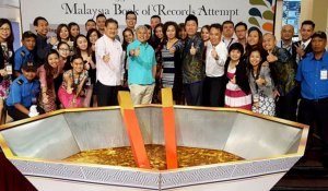Organisers in a soup over soup waste