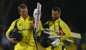 Bailey, Finch star as Australia win series
