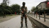 Curfew lifted in parts of Kashmir