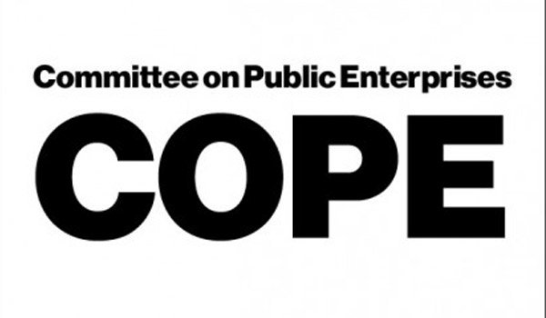 COPE report on bond issue on Oct. 25