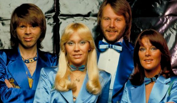 ABBA reunites for digital entertainment project
