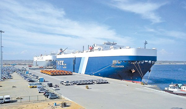 Sri Lanka closed the Hambantota port deal at US$1.2 billion.