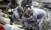 Italy quake : Death toll rises to at least 120