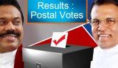 Maithri wins Polonnaruwa District (postal votes)