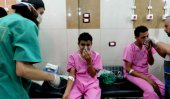 Chlorine dropped on Aleppo : Report