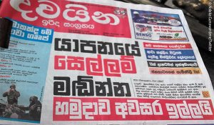 Sri Lanka military seek permission to launch crack down in north