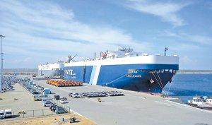 Sri Lanka closed the Hambantota port deal at US$1.2 billion.