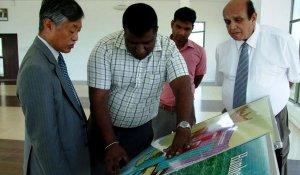 Japanese Ambassador visits Matara, H'tota & Monaragala districts